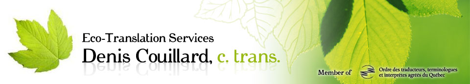 Eco-Translation Services